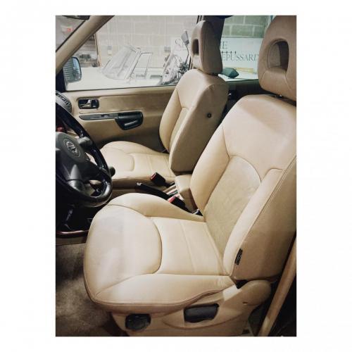 Sellerie Nissan 4x4 Terrano